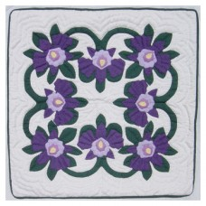 Pillow Cover-Orchid 1