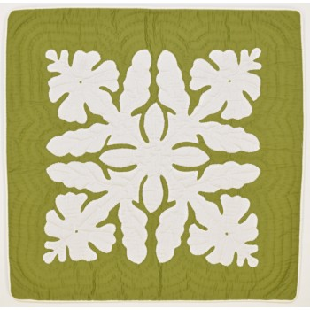 Pillow Cover-Hibiscus 11