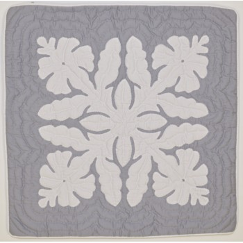 Pillow Cover-Hibiscus 12