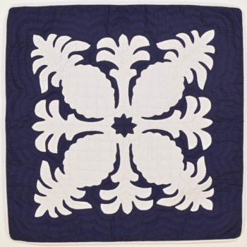 Pillow Cover-Pineapple 02