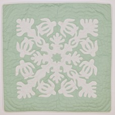 Pillow Cover-Honu 02
