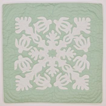 Pillow Cover-Honu 02