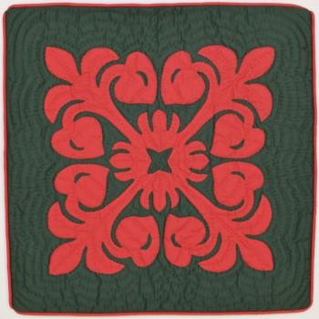Pillow Cover-Anthurium 06