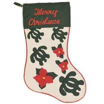 Christmas Stocking -Honu 1