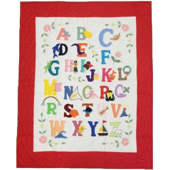 Baby Blanket - Red