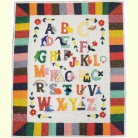 Baby Blanket - Rainbow