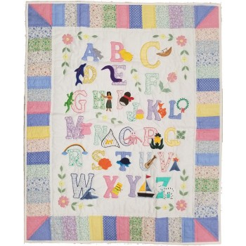 Baby Blanket - Pastel