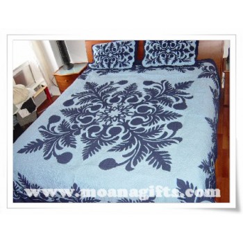 Hawaiian Bedspread-Breadfruit 4