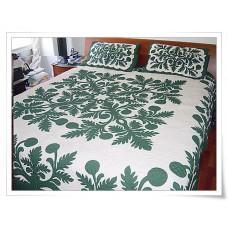 Hawaiian Bedspread-Breadfruit 6